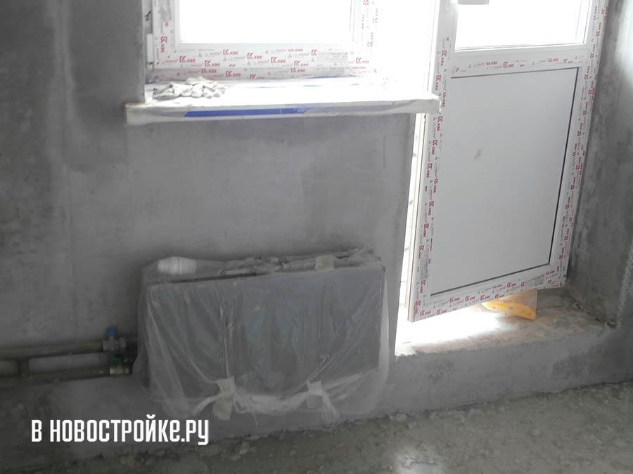 Приемка квартиры: отопление