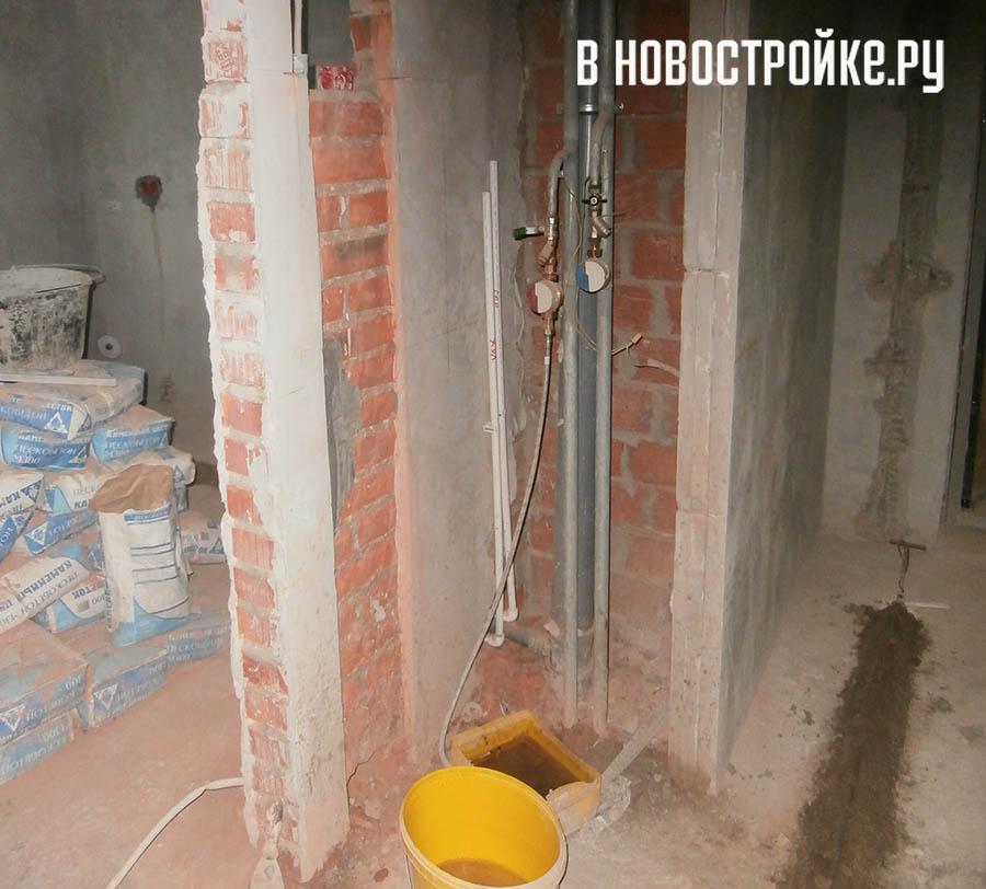 Приемка квартиры: водоснабжение и канализация